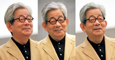 大江健三郎氏